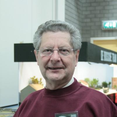 Penningmeester Wim Coenders
