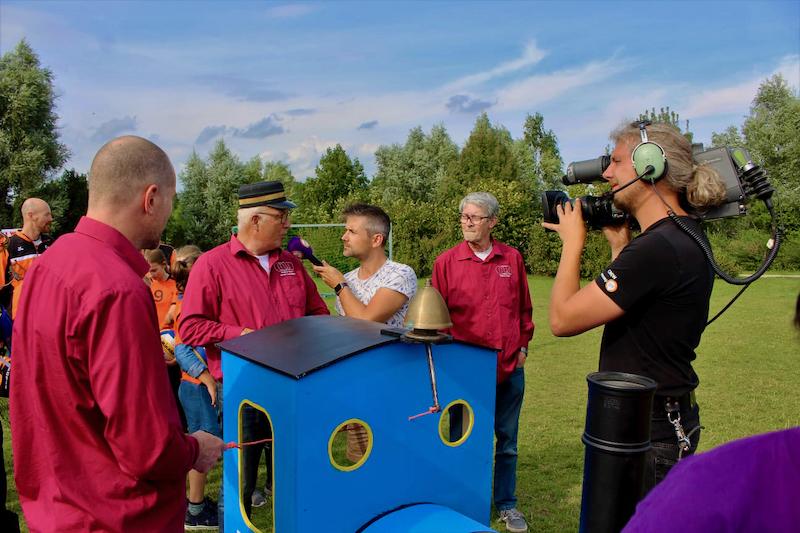 Zomer in Gelderland - Interview van lid van de Modelspoorclub Maas en Waal - overzicht.