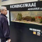 Modelspoorbaan Koningswaal op beurs te Urbar