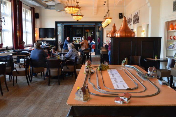 Landelijke Modelspoordagen 2019 - Modelspoorclub Maas en Waal - Grand-Cafe
