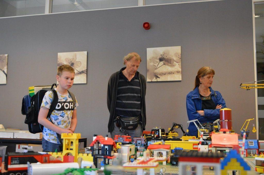 Landelijke Modelspoordagen 2019 - Modelspoorclub Maas en Waal - Lego 01