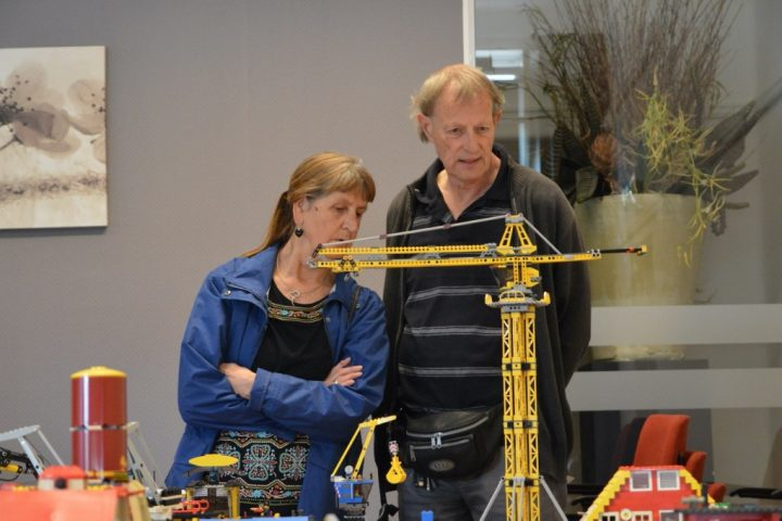Landelijke Modelspoordagen 2019 - Modelspoorclub Maas en Waal - Lego 02