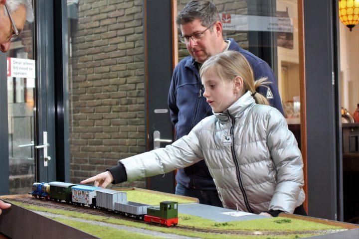 Landelijke Modelspoordagen 2019 - Modelspoorclub Maas en Waal - Rangeerdiploma 05