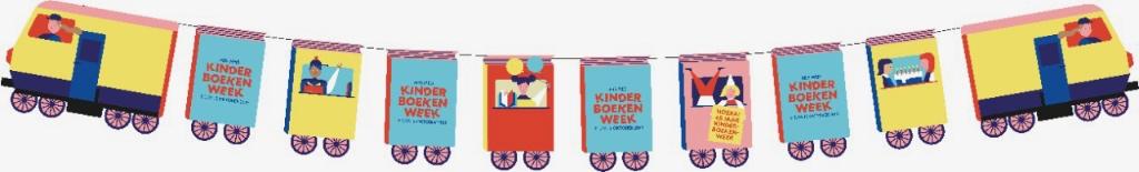 Algemeen Kinderboekenweek 2019 slinger